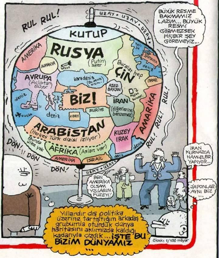 Buyuk Turk Stratejistleri