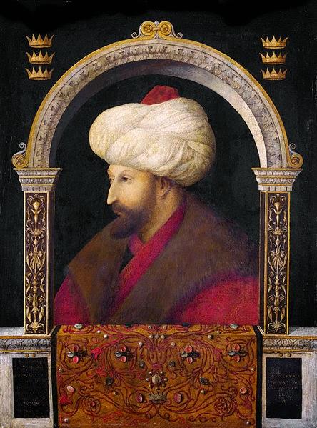 Fatih Sultan Mehmet Fatih the Conqueror