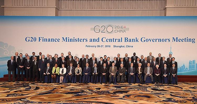 G20 Bakanlar Toplantisi Cin