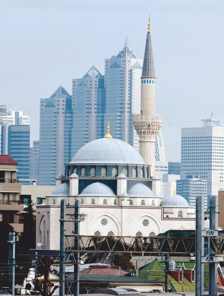 Tokyo Camii Tokyo Mosque