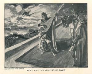 imparator neron - buyuk roma yangini