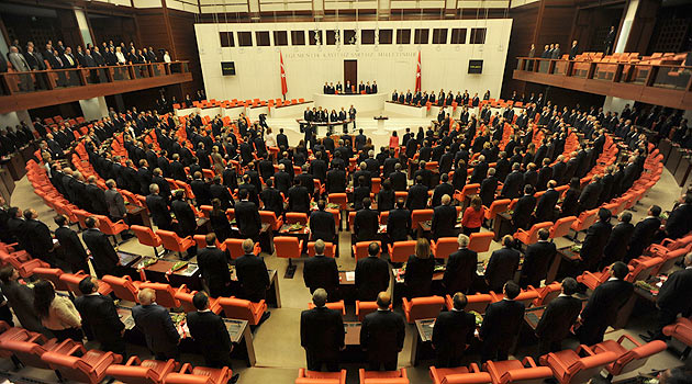 turkish national assembly