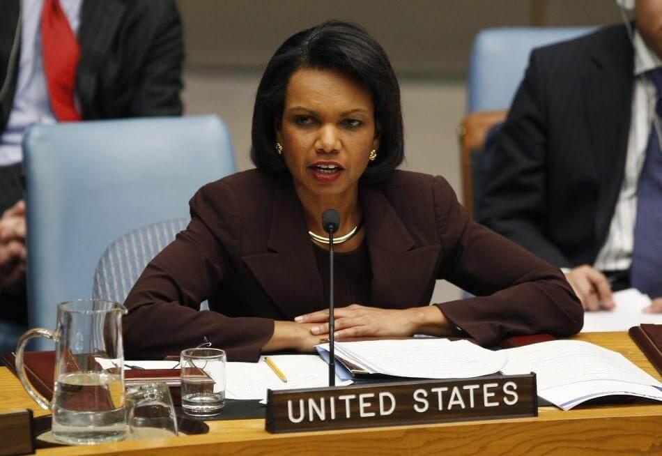 Condoleezza Rice'ın Ortadoğu'da Sınırları Değişecek 22 Ülke Arasında Türkiye'yi Saydığı İddiası - Malumatfuruş